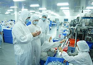 金新兴医疗器械质检团队