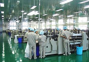 金新兴医疗器械研发团队
