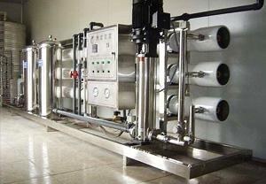 金新兴纯化水设备